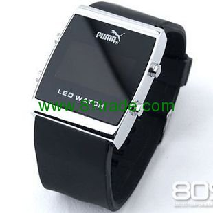 mens watches puma led watch new was sold for r35100 on